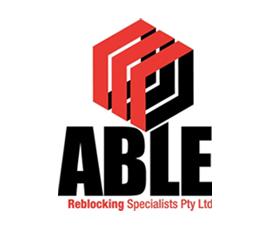 Able Reblocking Specialists Pty Ltd